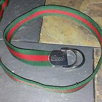 Gucci Belt Boys Fit Size 4-7 Photo