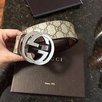 Gucci Belt for Man Size 95 Photo