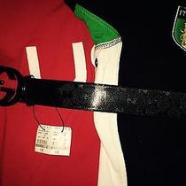 Gucci Belt Imprime 100% Authentic Size 85/34 Photo