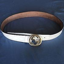 Gucci Belt Men's Size 36 Photo