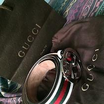 Gucci Belt Men Size 38 Photo