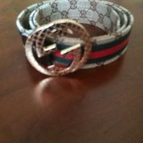 Gucci Belt No Reserve   Serious Bidders Only Photo