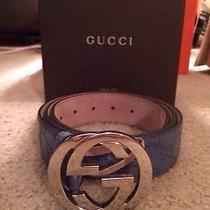 Gucci Belt Size 100 Photo