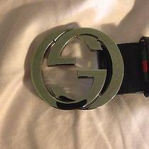 Gucci Belt Size 30 Photo