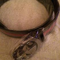 Gucci Belt. Size 3638 Photo