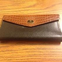 Gucci Black and Brown Leather Wallet Photo