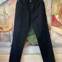 Gucci Black Cotton Straight Leg Jeans (Size 40) 26