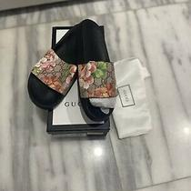 Gucci Bloom Slides Slippers Size 7 Us Women's Rubber  Sandal Photo
