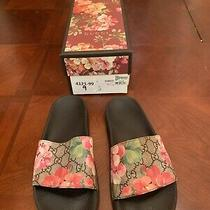 Gucci Bloom Slides Slippers Size 9 Us Women's Rubber  Sandal Photo
