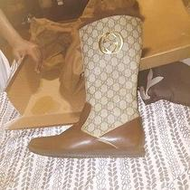 Gucci Boots Size 8 Photo