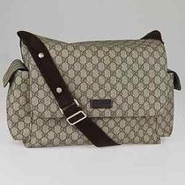 Gucci Brown Baby Bag Photo