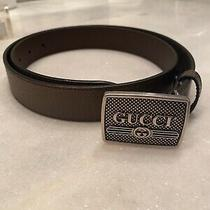 Gucci Brown Belt  Photo