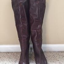 Gucci Brown Boots 10 Photo