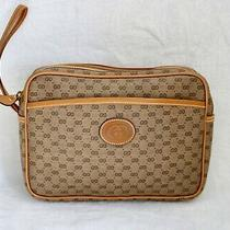 Gucci Brown Signature