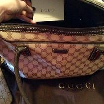 Gucci Carry on Weekender Tote Photo