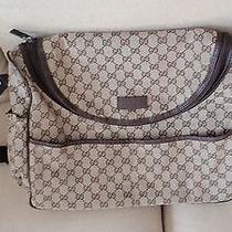 Gucci Classic Diaper Bag - Price Reduced Photo