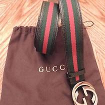 Gucci  Classic Man's Belt Photo