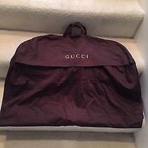 Gucci Cloth Garment Bag Photo