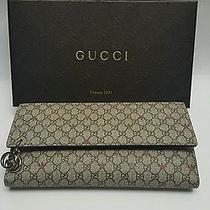 Gucci Continental Stars Wallet  Photo