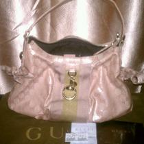 Gucci Crystal Pink Horsebit Handbag Photo