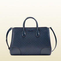 Gucci Dark Blue Handbag  Photo