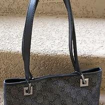 Gucci Denim Shoulder Bag Photo