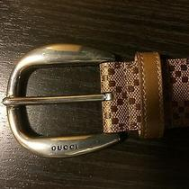 Gucci Diamante Belt Photo