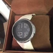 Gucci Diamond Watch Photo