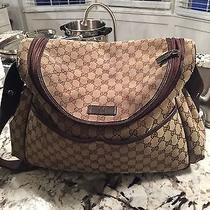 Gucci Diaper Bag 100% Authentic  Photo