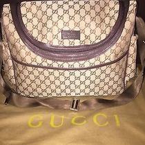 Gucci Diaper Bag Photo