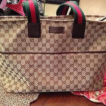 Gucci Diaper Bag- Authentic Excellent Condition Photo