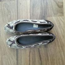 Gucci Flat Shoes Size 5.5 New With Box Photo