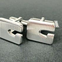 Gucci G Logo Cuffs Silver 925 Yma-276 (Mak369 Photo