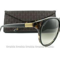 Gucci Gg 1014/s 4zmha Black Havana Unisex Sunglasses Photo