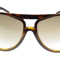 Gucci Gg 1639/s Chocalate/havana (0uya) Aviator Sunglasses/ Unisex/made in Italy Photo