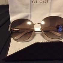 Gucci Glasses Photo