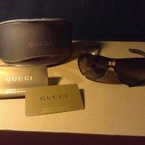 Gucci Gucci 1566/s Aviator Sunglasses  Unisex Photo