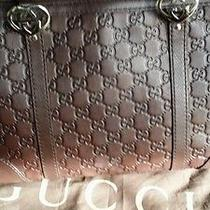 Gucci Guccissima Heart Tote Handbag Photo