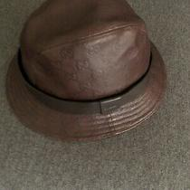 Gucci Guccissima Leather Bucket Hat Photo