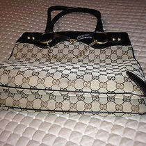 Gucci Hand Bag and Wallet Photo