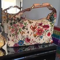 Gucci Handbag Flora Collection  Photo