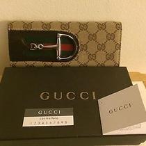 Gucci Horsebit Wallet With Box Photo
