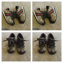 Gucci Infant Shoes Photo