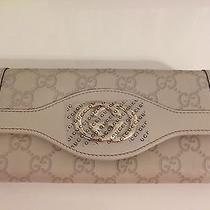 Gucci Interlocking G Continental Wallet Photo