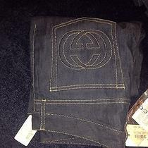 Gucci Jeans Size 8 Photo