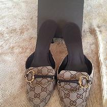 Gucci Ladies Mules With Box  Photo