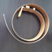 Gucci Leather Belt. Italy. Photo