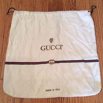 Gucci Med Dustbag Accessory Collection  Photo