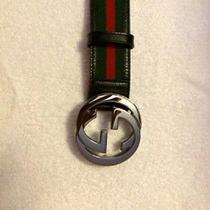 Gucci Men Belt Photo
