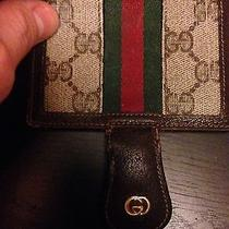 Gucci Men's Card Wallet Used Photo